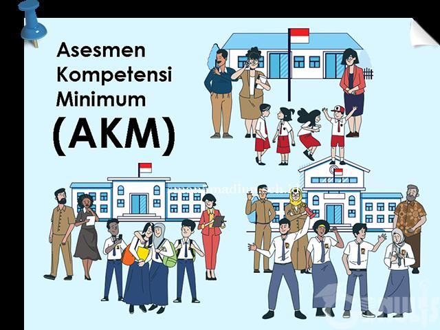 Apa sih AKM (Asesmen Kompetensi Minimum)?