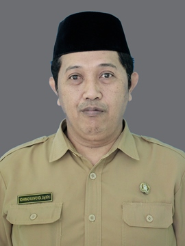 Ahmad Mustafid Riza, S.Ag, M.Pd.I