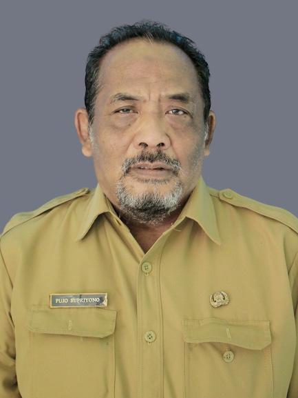 Drs. Pujo Supriyono